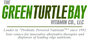 The Green Turtle Bay Vitamin Co.